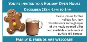 2018 12 28 Holiday Open House Event
