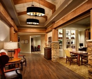 Buffalo Hill Terrace - Living Room Area Assisted Living@2x