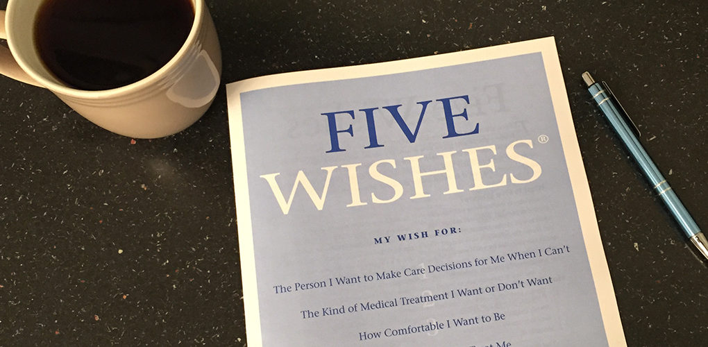 The Five Wishes Program
