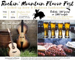 Rockin Mountain Flavor Fest