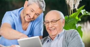 ILC technology for seniors