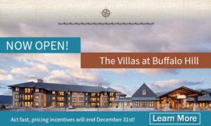 The Villas at Buffalo Hill Now Open