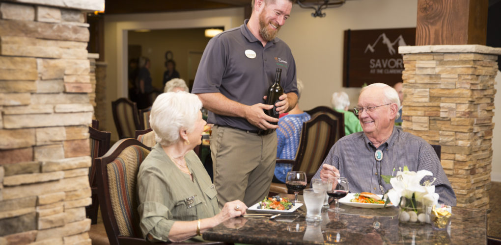 Senior Living Dining Options Immanuel Lutheran Communities