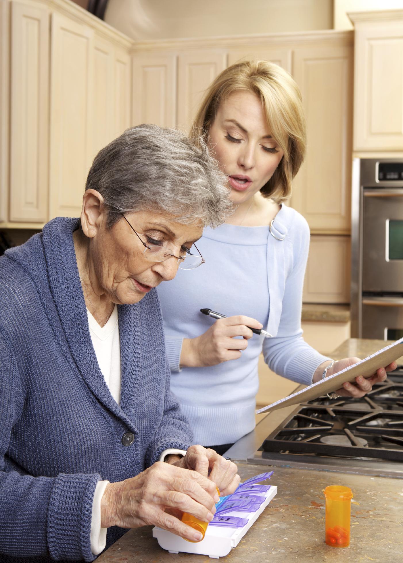 Caregiver Education Week 1 Planning Ahead
