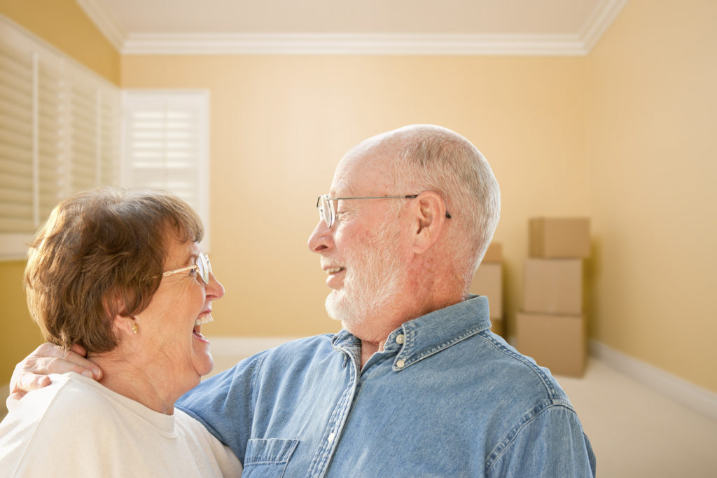 Seniors excited to move to their new retirement community