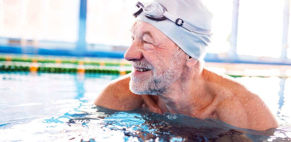 Learn the many benefits of swimming for seniors