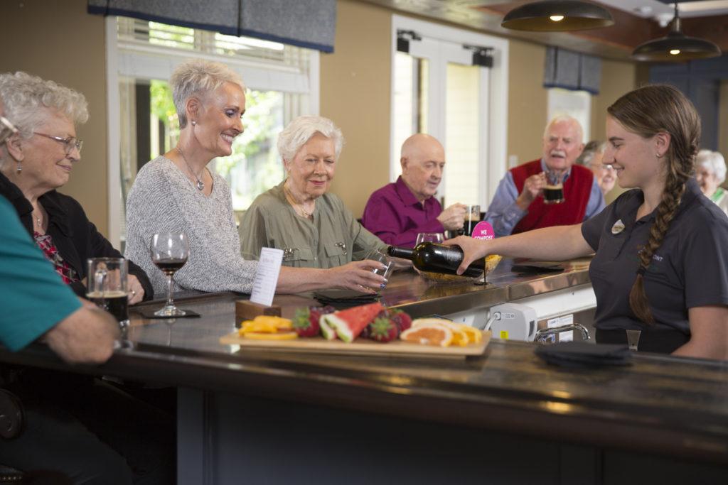 Senior Villas in Kalispell Immanuel Lutheran Communities
