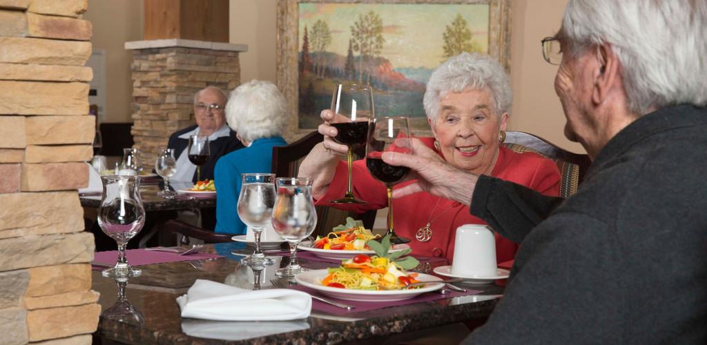 Senior Living Dining Options Immanuel Lutheran Communities