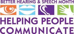 National Hearing Speech Month
